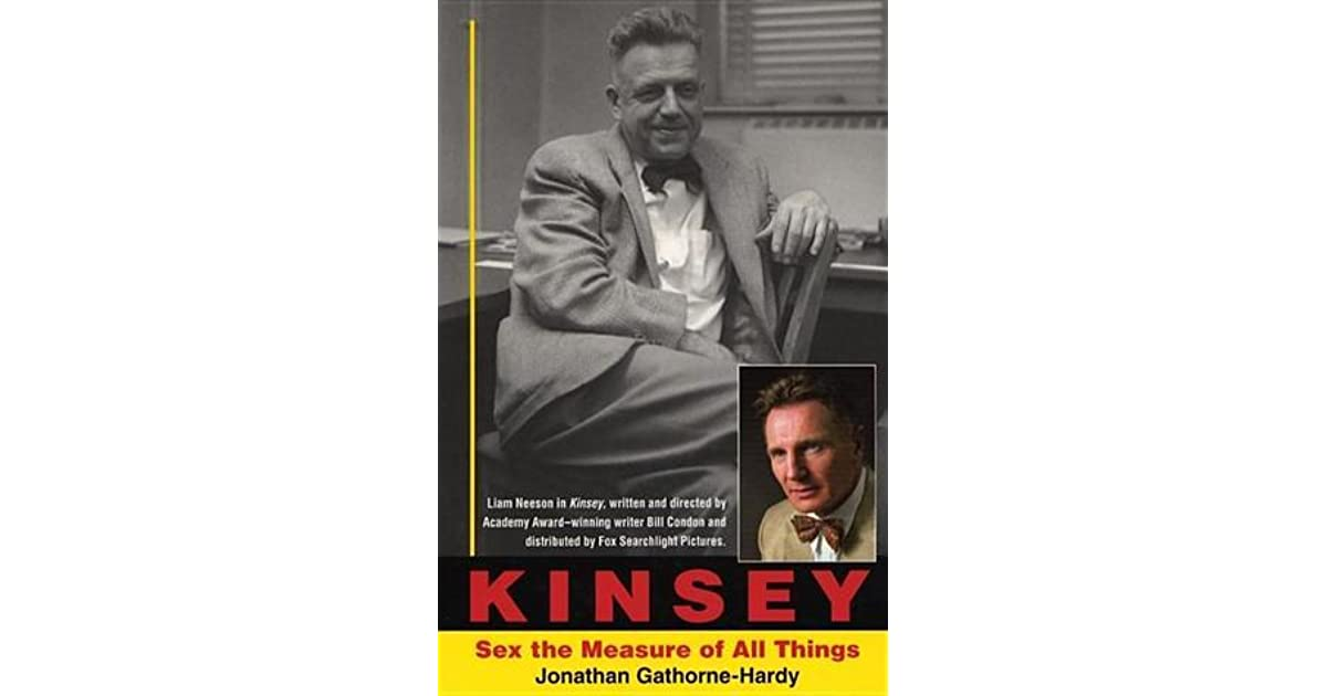 Kinsey sex and the measure of all things