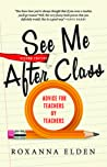 See Me After Class: Advice for Teachers by Teachers audiobook review free