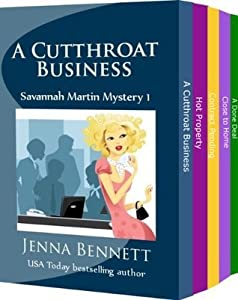 Cutthroat Business Mysteries Boxed Set 1-5