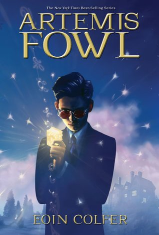 """Image result for """"Artemis Fowl"""" by Eoin Colfer ("""