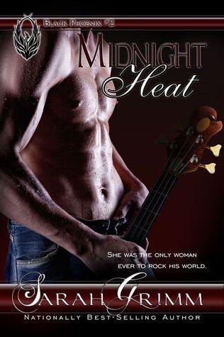 Midnight Heat (Black Phoenix #2)
