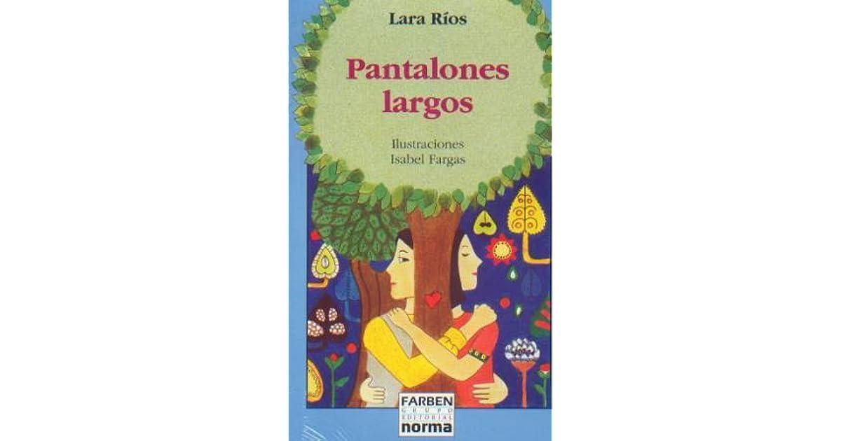 Pantalones Largos By Lara Rios