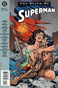 The Death of Superman (The Death and Return of Superman, #1)