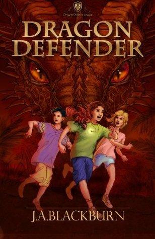 Dragon Defender (Dragon Defense League, #1)