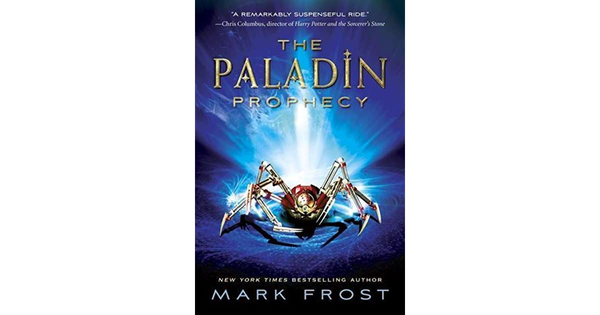 The Paladin Prophecy Epub