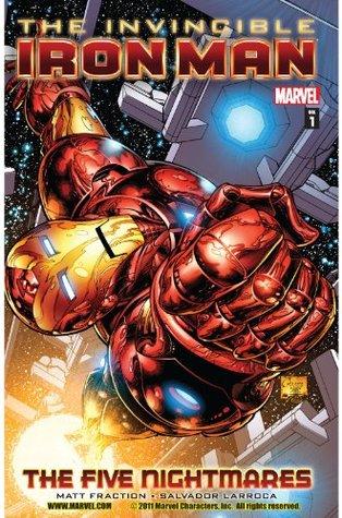 Invincible Iron Man, Vol. 1: The Five Nightmares