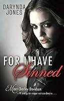 For I Have Sinned (Charley Davidson, #1.5)