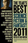 The Year's Best Science Fiction & Fantasy, 2011