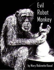 Evil Robot Monkey