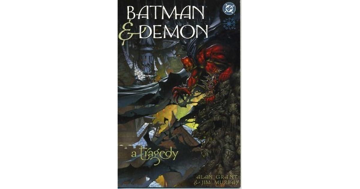 batman tome 1 la tragedie du demon