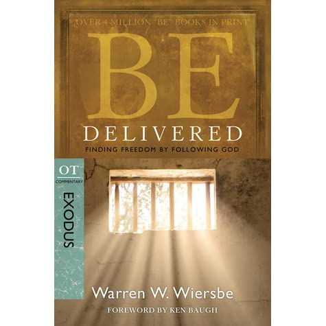 Be Delivered. Finding Freedom by Following God