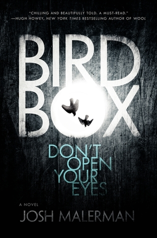 Book cover of Bird Box by Josh Malerman