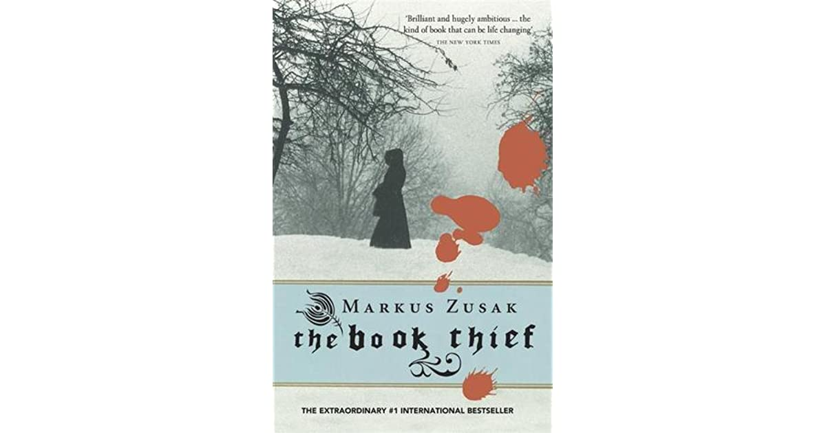 essay on book thief The book thief by markus zusak 7 pages 1871 words november 2014 saved essays save your essays here so you can locate them quickly.