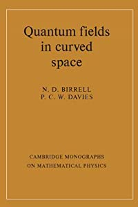 Quantum Fields in Curved Space