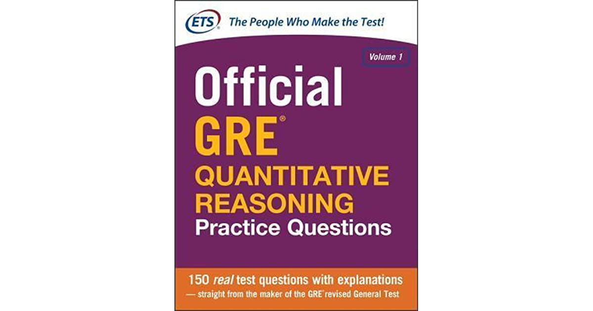 graduate record examinations quantitative test Graduate record examinations the gre aims to measure verbal reasoning, quantitative reasoning the gre general test is offered as a.