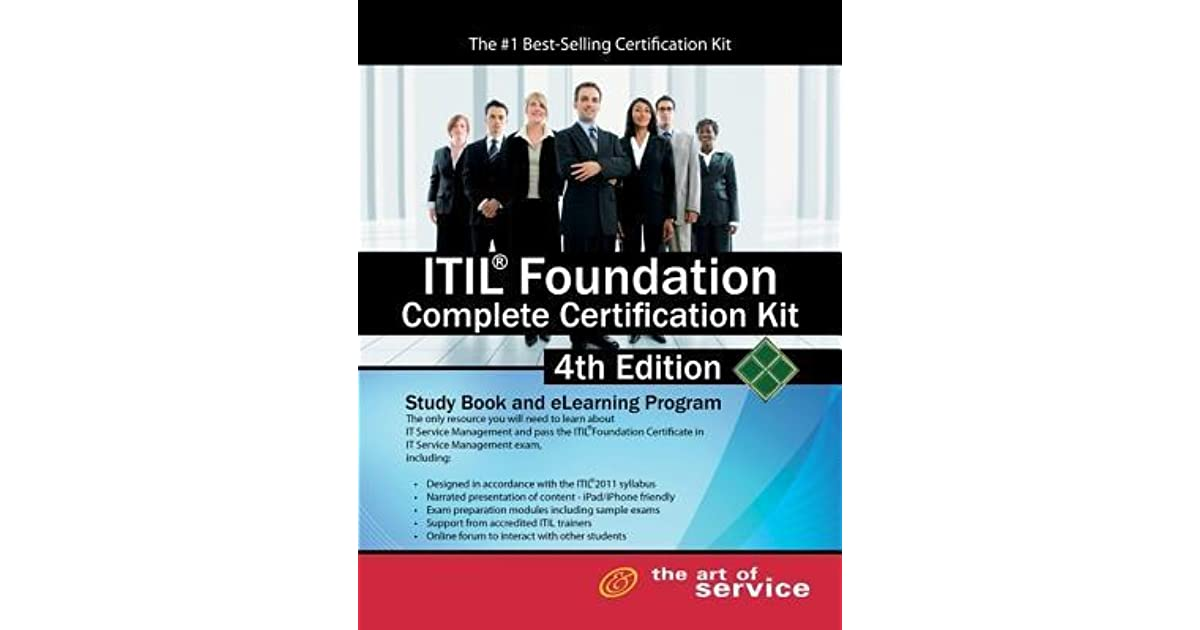 Itil Foundation Complete Certification Kit Fourth Edition Study