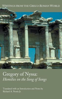 Gregory of Nyssa by Richard A. Norris Jr.