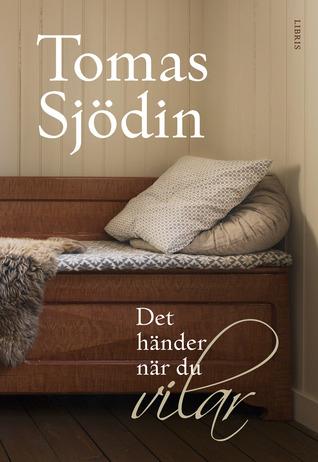 Det händer när du vilar by Tomas Sjödin