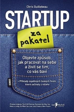 Startup za pakatel by Chris Guillebeau
