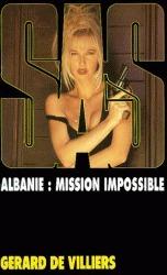Albanie: mission impossible (SAS, #133)