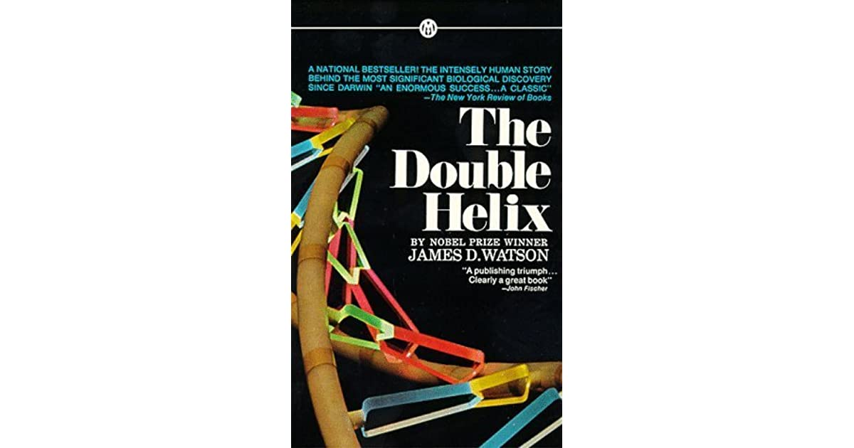 a humble and shallow review of the double helix essay Find helpful customer reviews and review ratings for double helix at amazoncom read honest and unbiased product reviews from our users.