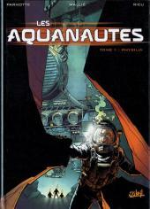 Physalia (Les Aquanautes, Tome #1)