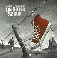 Ein roter Schuh