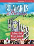 Boundaries in Marriage Kit: An 8-Session Focus on Boundaries and Marriage