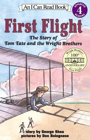 First Flight: The Story of Tom Tate and the Wright Brothers