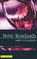 Party to Murder (Sukey Reynolds, #7)