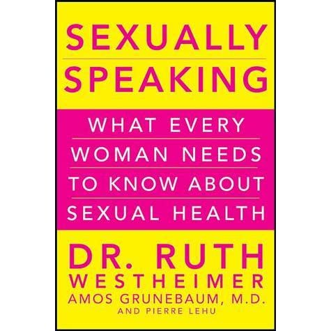 Women's sexual health: Talking about your sexual needs