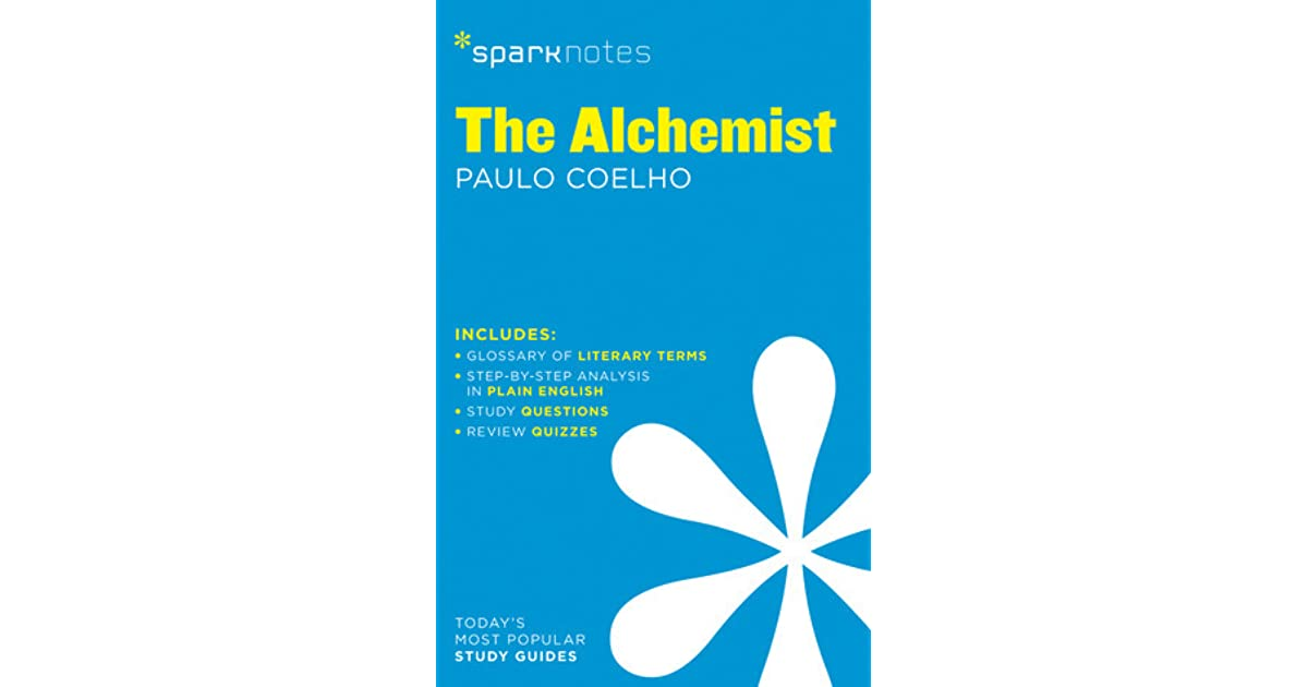 the alchemist sparknotes literature guide by sparknotes