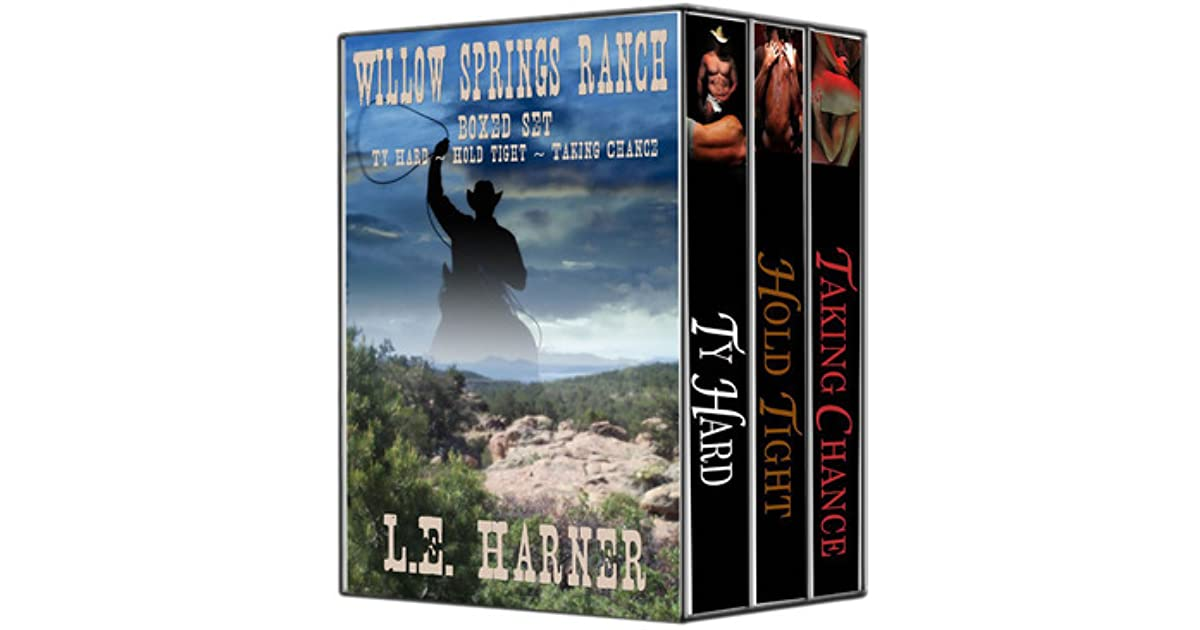 Willow Springs Ranch Box Set Volume 1 By Laura Harner