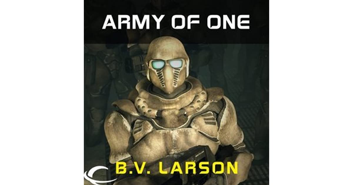 Army Of One Star Force 45 By Bv Larson