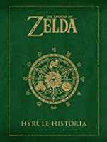 The Legend Of Zelda Hyrule Historia By Nintendo