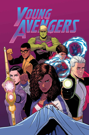 Young Avengers, Volume 3: Mic-Drop at the Edge of Time and