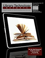 No Shelf Required Guide to E-Book Purchasing: A Library Technology Report