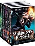 Skulduggery Pleasant #1-5