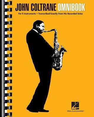 John Coltrane Omnibook: For E-Flat Instruments