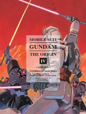 Mobile Suit Gundam: THE ORIGIN, Volume 4: Jaburo