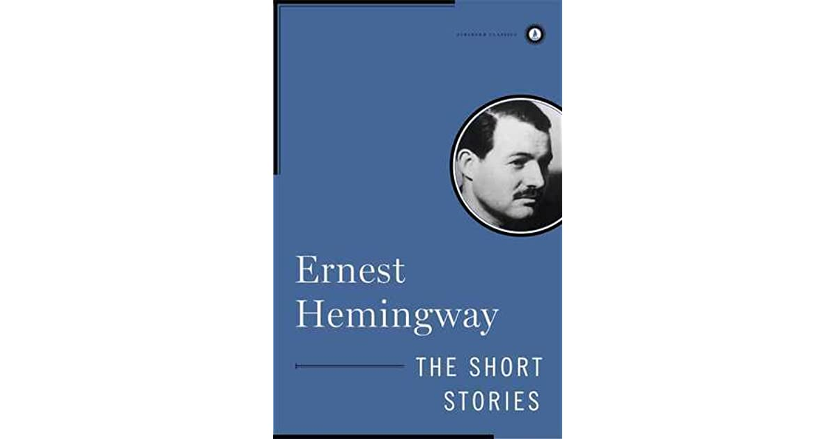 an analysis of hemingways collection The collection diverges from conventional analysis of black literature, holcomb notes, which has focused more on the influences and conversations that occurred only within the black writing community.