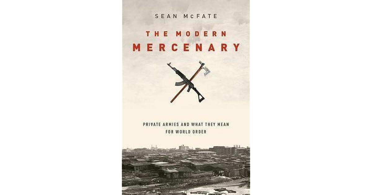 SEAN MCFATE THE MODERN MERCENARY EPUB