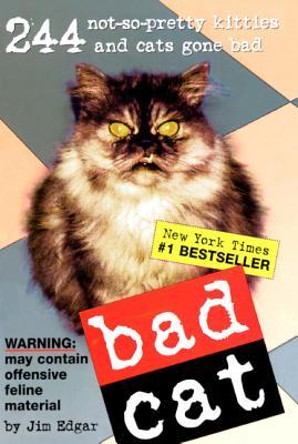 Bad Cat 244 Not So Pretty Kitties And Cats Gone Bad By Jim Edgar