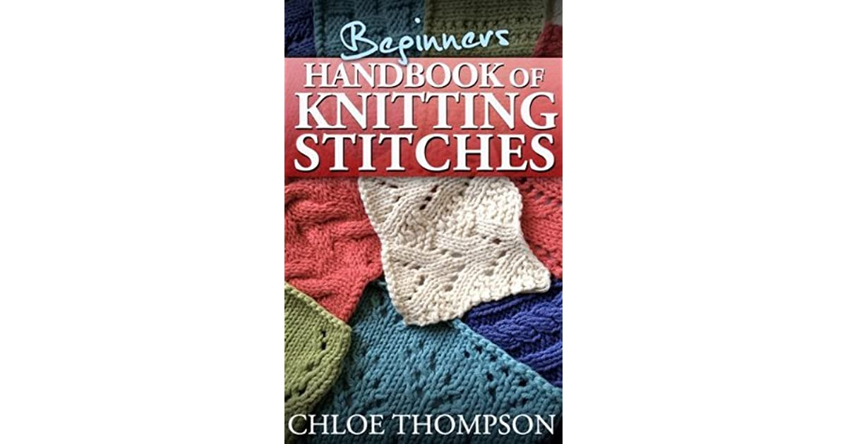 Book knitting stitches
