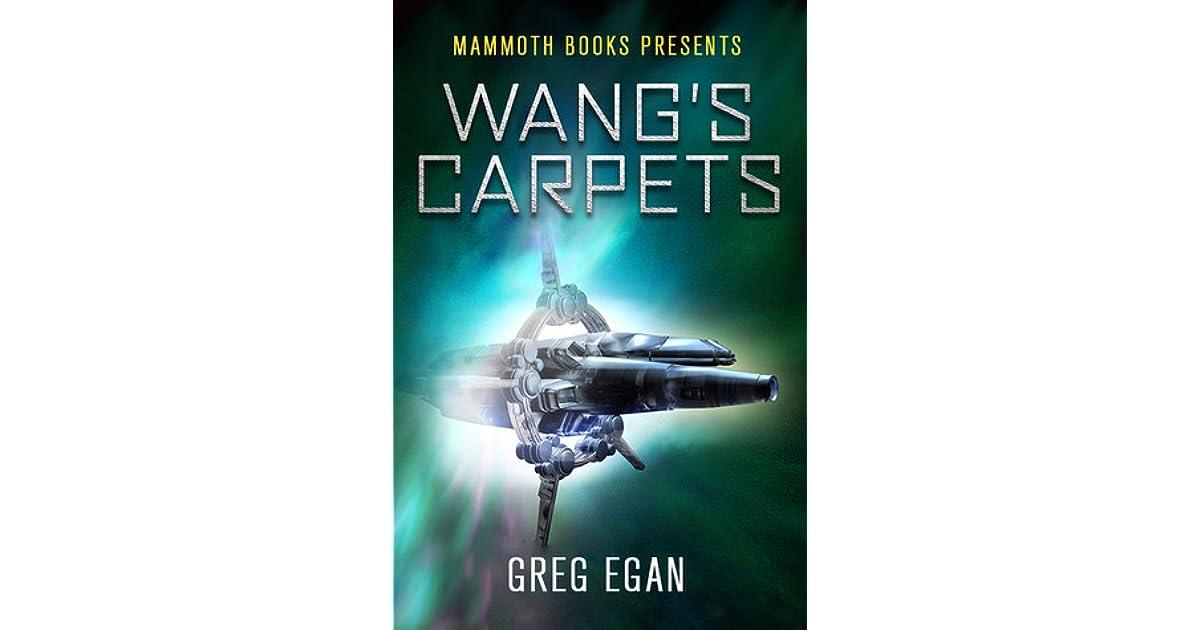 Mammoth Books presents Wangs Carpets