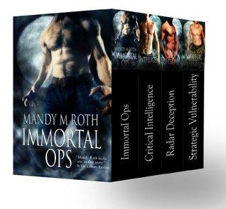 Immortal Ops Box Set by Mandy M. Roth
