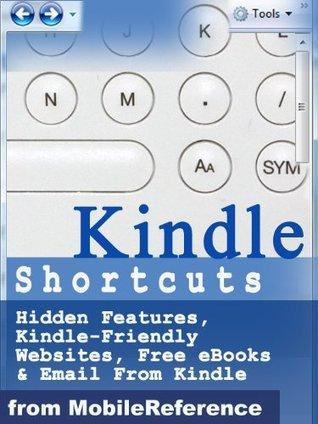 Kindle Shortcuts, Hidden Fe...