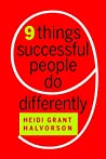 Book cover for Nine Things Successful People Do Differently