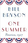 Book cover for One Summer: America, 1927