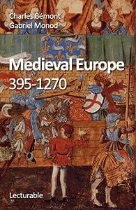 Medieval Europe, 395-1270
